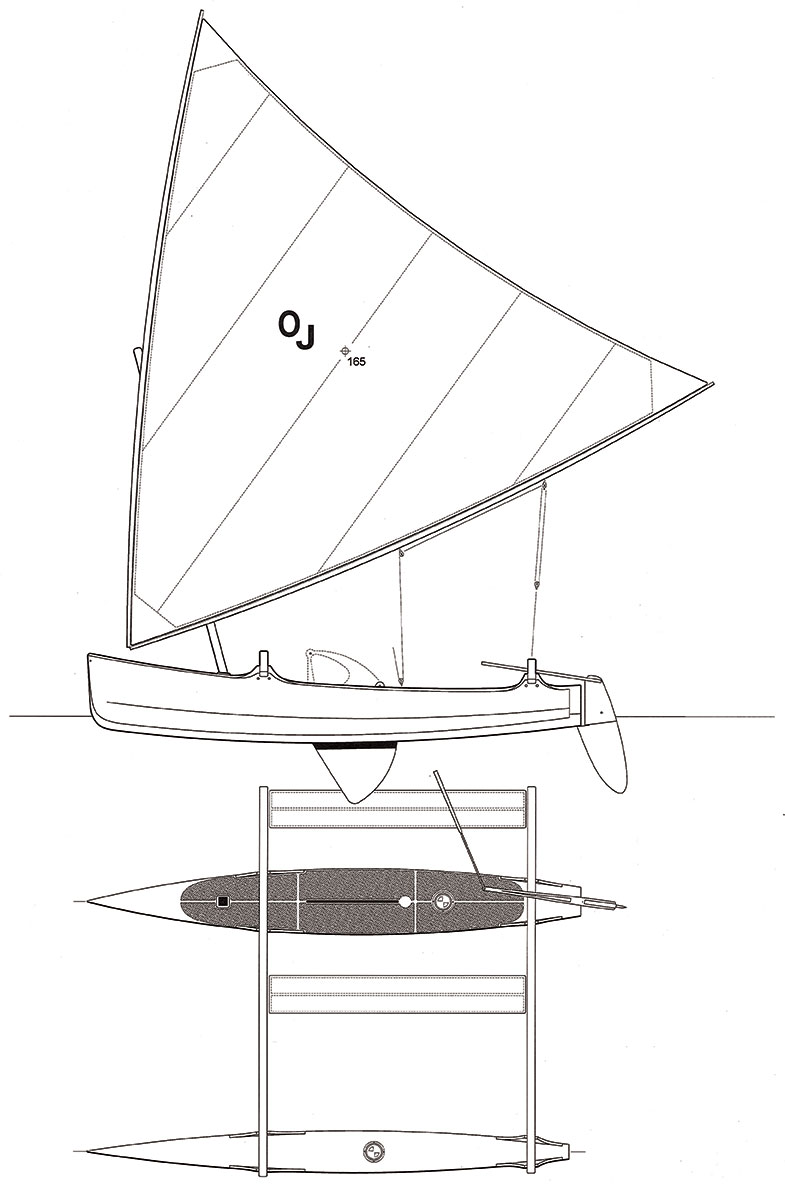 Outrigger Junior - Small Boats Monthly