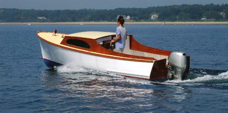 Sam Crocker's Small Outboard Skiff