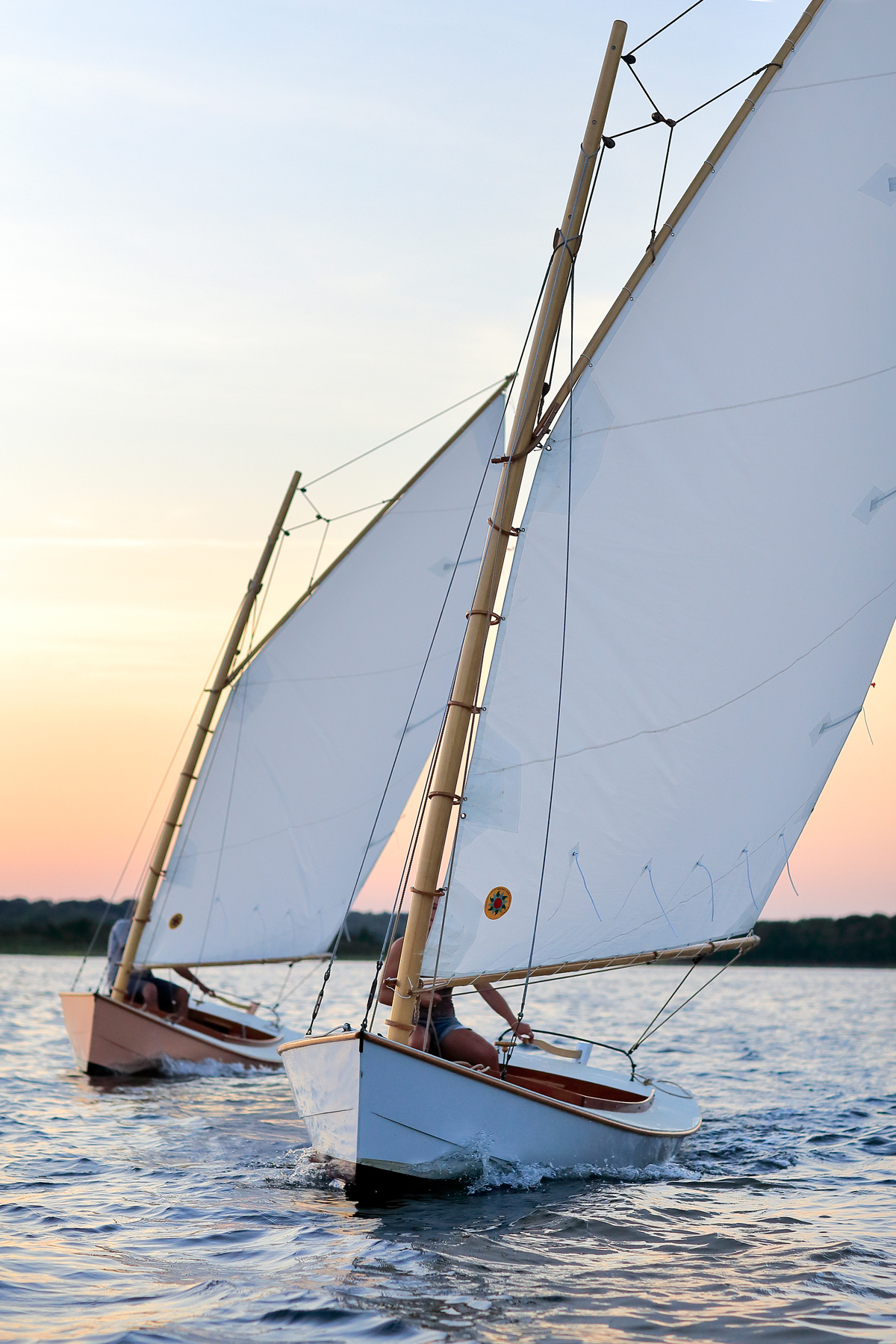 The Friendship Catboat - Small Boats Monthly