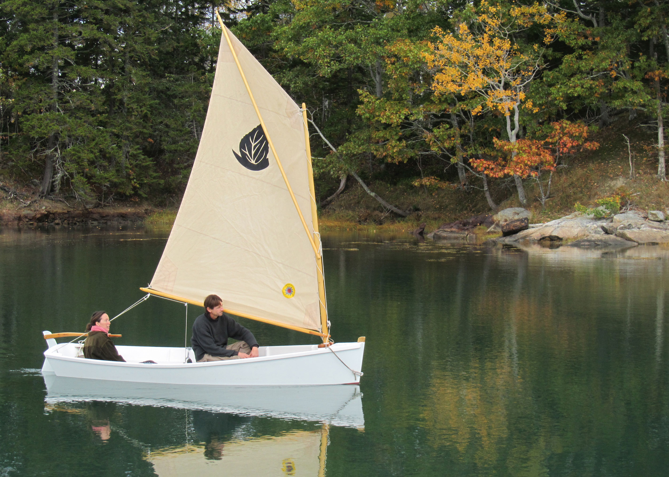 bevin u0027s skiff small boats monthly