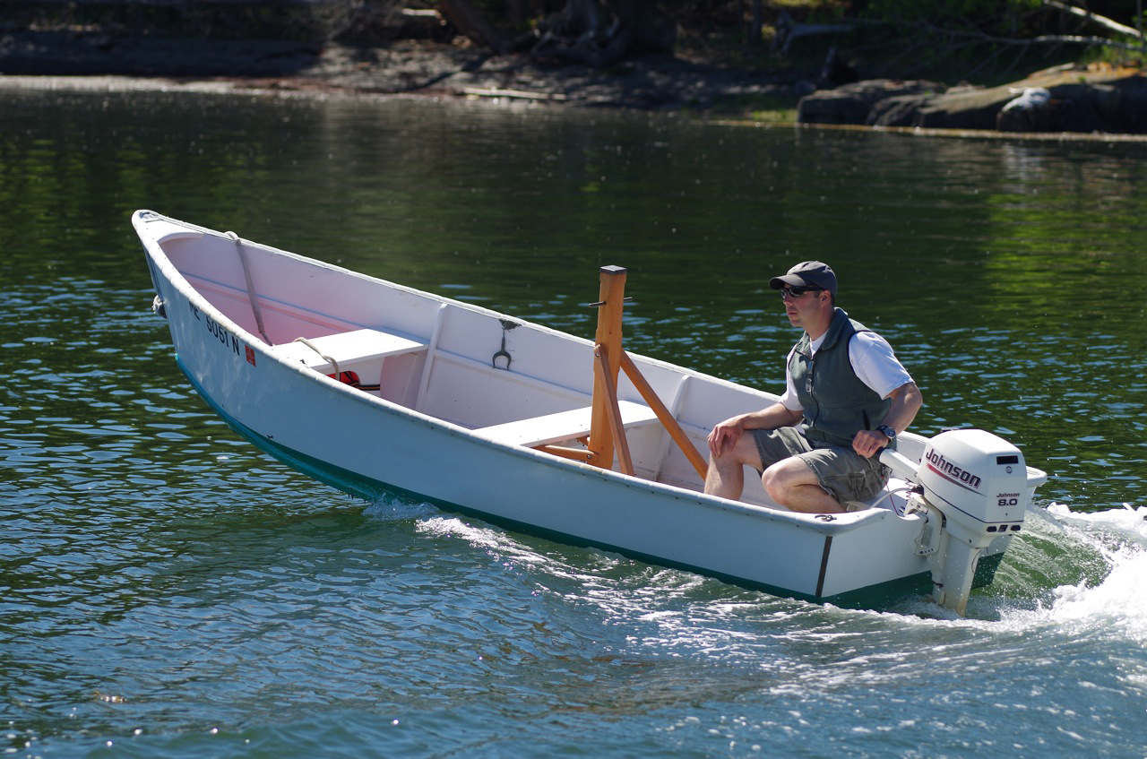 Small skiff boats bing images for How much to build a house in maine