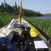 With summer rains and high water levels drowning the beaches at many of the official crown land campsites, the ability to live comfortably at anchor—or nosed into a reed bed—was a big advantage.