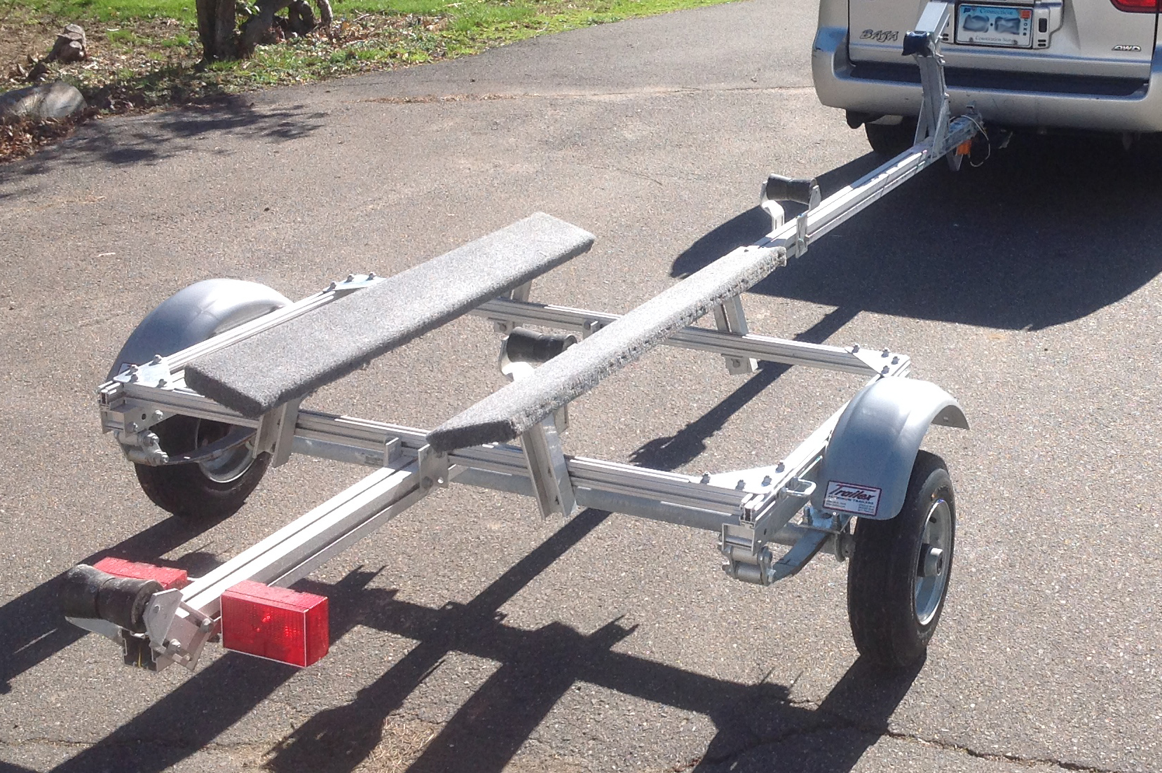 Trailex Sut 350 S Small Boats Monthly