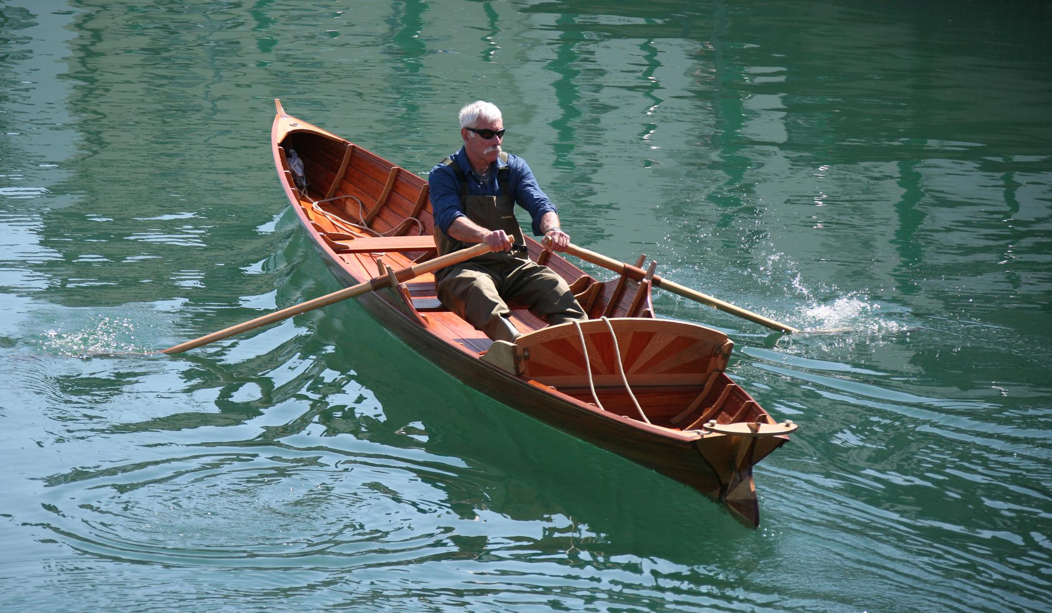 ROSINA MAY - Small Boats Monthly