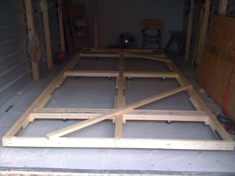 The Platform Frame