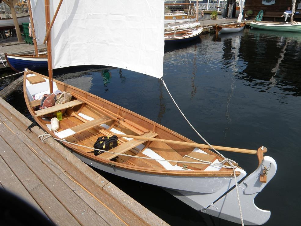 The Norwegian Tiller «