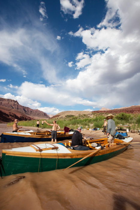 We set up camp on a beautiful beach above Unkar Rapid. The Unkar (the Paiute word for red stone) Delta has several archaeological sites, indications of a settlement dating back 1,000 years.