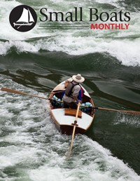November 2015 Small Boats Monthly Cover