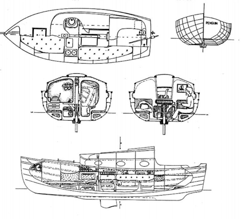 Penguin - Small Boats Magazine