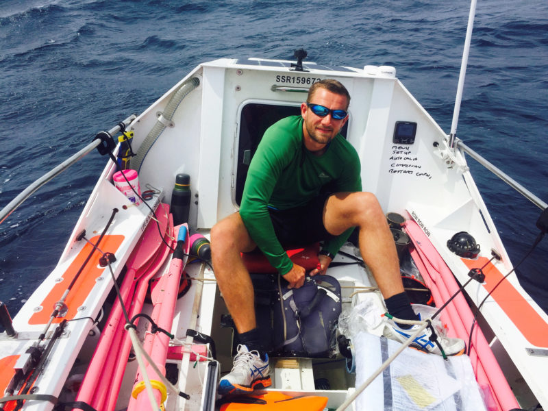 Rowing the North Atlantic - Small Boats Magazine