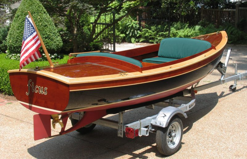 A full keel is an option for boats that require extra protection of the prop and rudder.