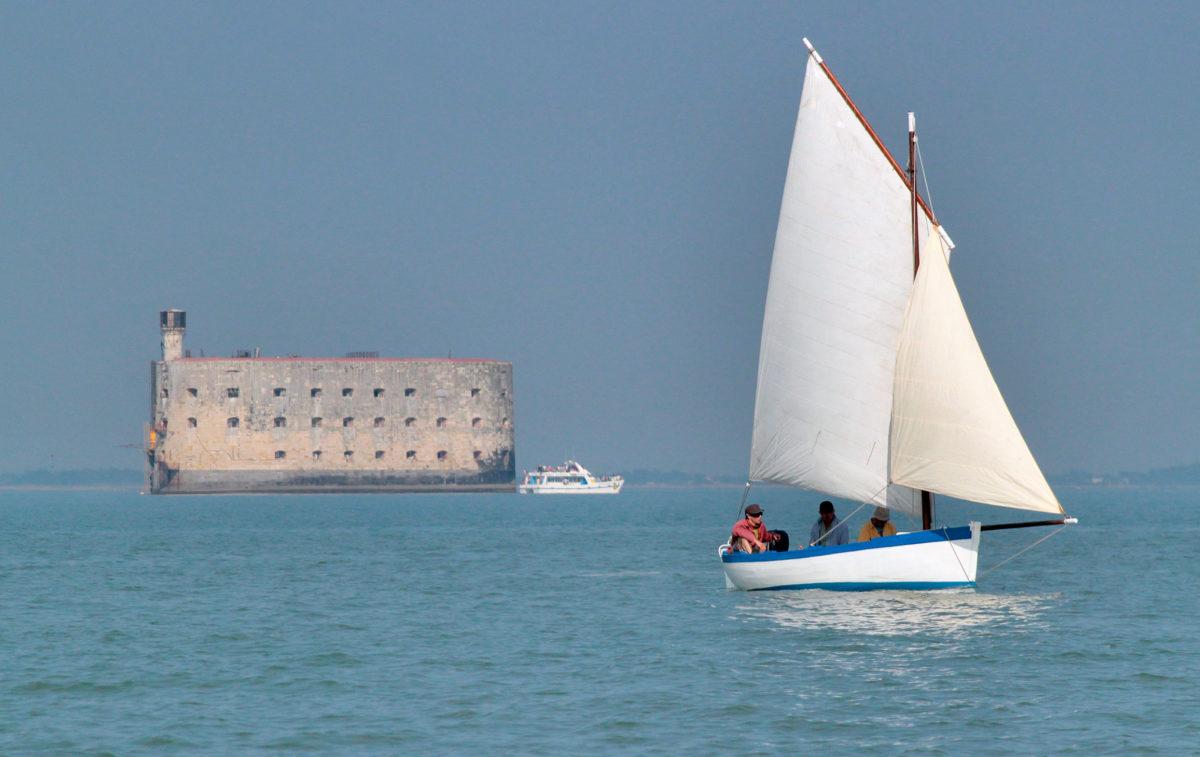 It took more than sixty years to build the Boyard fortress, and it was never used for the military purpose it was intended for.