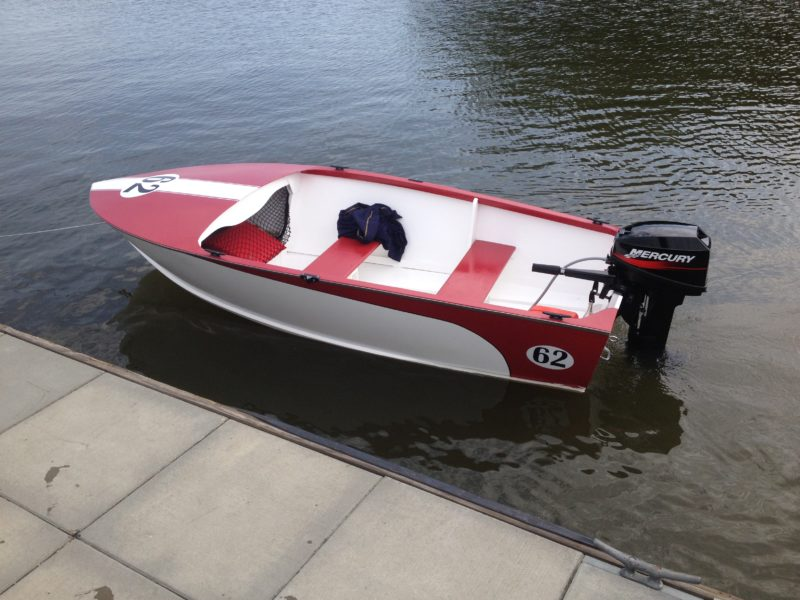"""Chris Atwood age the Utility he bought high marks: """" I think that it is one of the most underrated boat designs out there. It is extremely versatile and fast, plenty of freeboard to keep you dry and play with the big boys."""""""