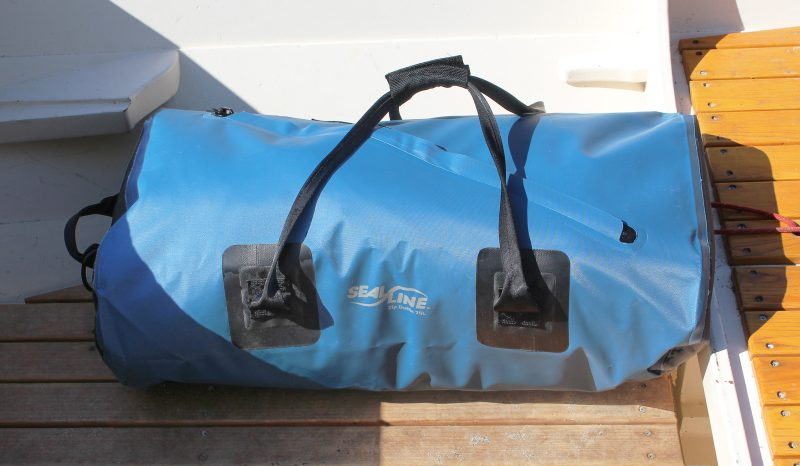 The SealLine 75-L Zip Duffle