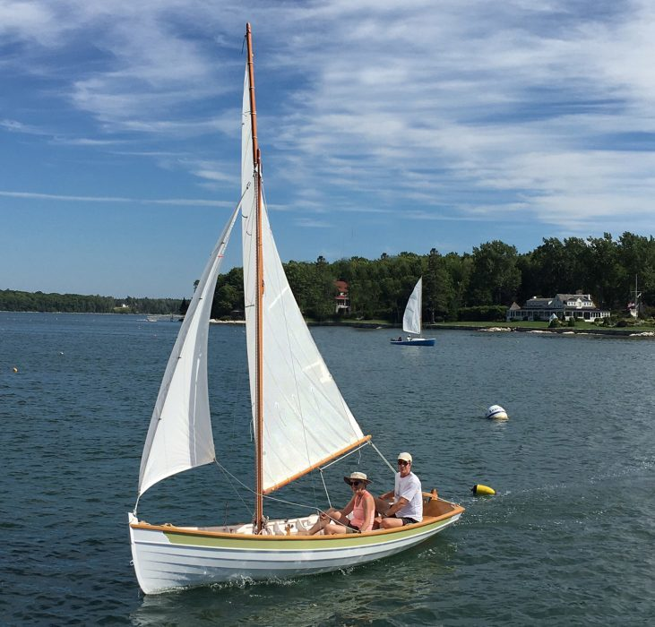 Penobscot 17 Small Boats Monthly