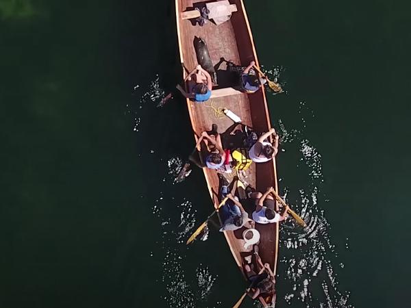 Nisqually Tribal Canoe Journey 2017