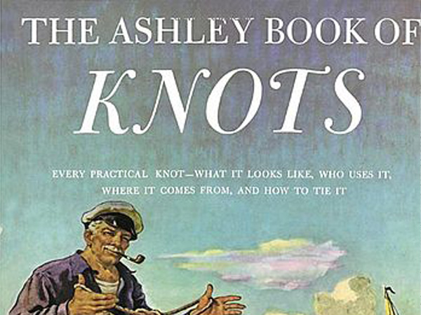 ICYMI: Ashley Book of Knots in Public Domain