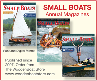 Small Boats Annual Print Edition