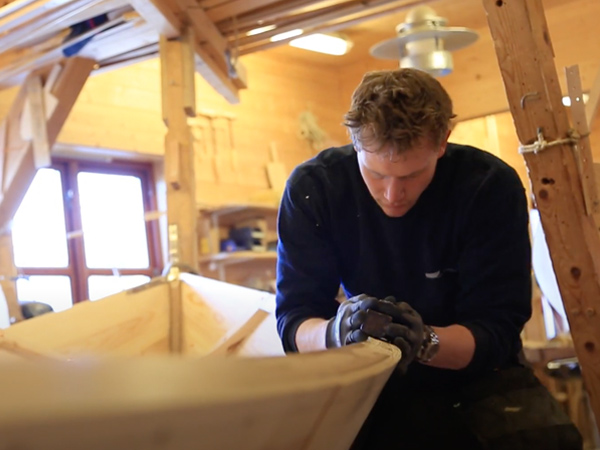 Watch: Building and Using Oselvar Boats