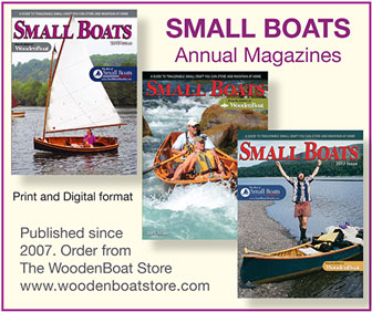 Small Boats Print Edition