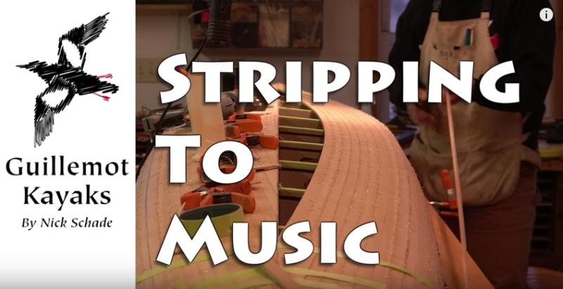 Funny video title: Stripping to Music