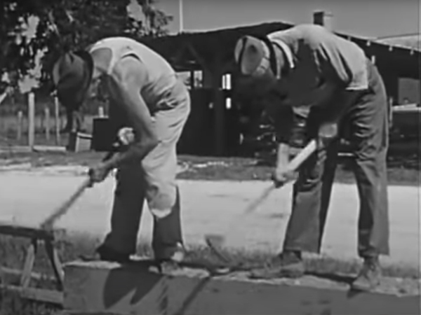 Video: The Pirogue Maker, 1949