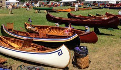 Wooden Canoe Heritage photo