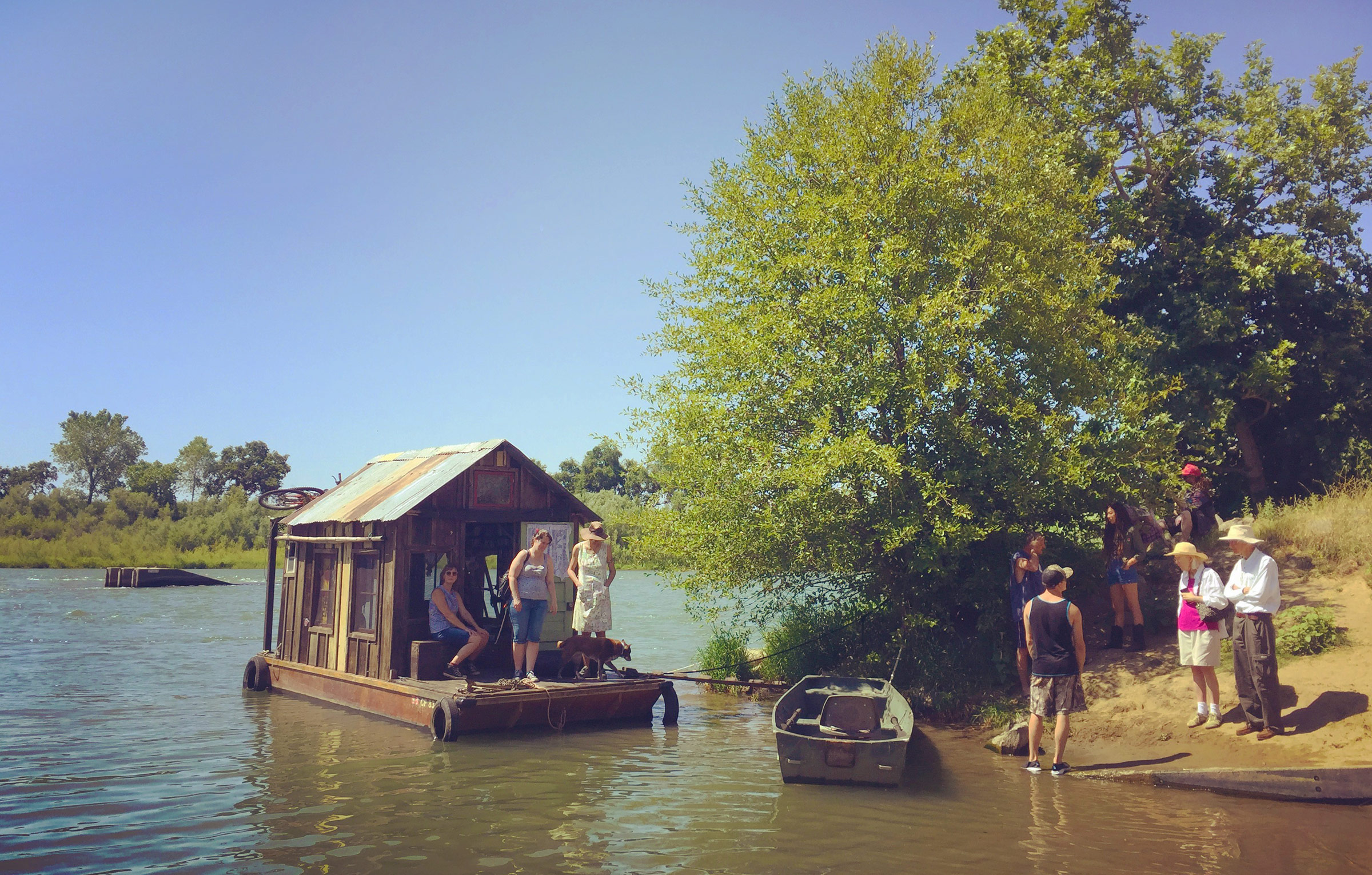 River People - Small Boats Magazine