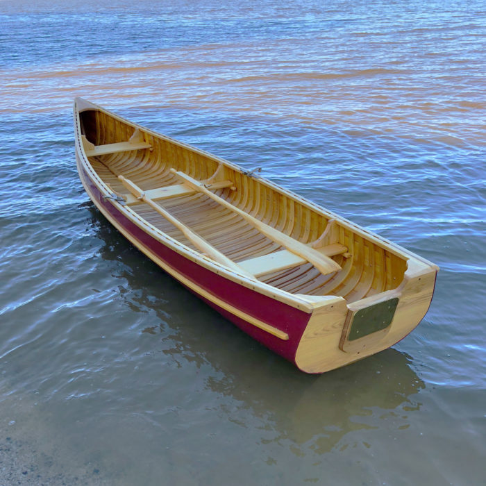 "Jon Wiegand once summed up what drew him to building boats: ""Wooden boats are just classy."" While that may not always be true, his canoe proved that a good design in the hands of a skillful builder is sure to be a class act."
