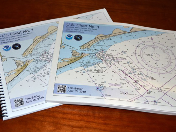 NOAA Releases New Version of Chart No. 1