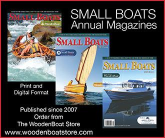 Small Boats Print Edition