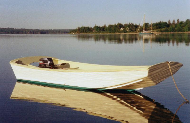 Ben Garveys Boat