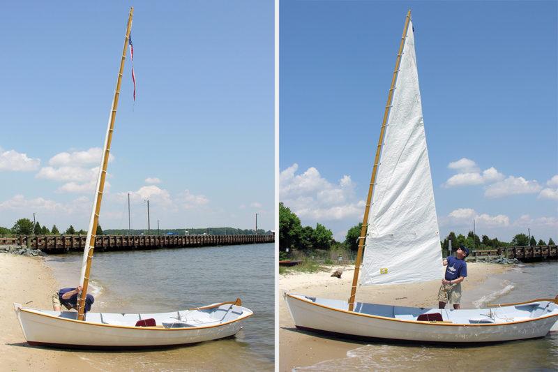 Sailing Skiff 15
