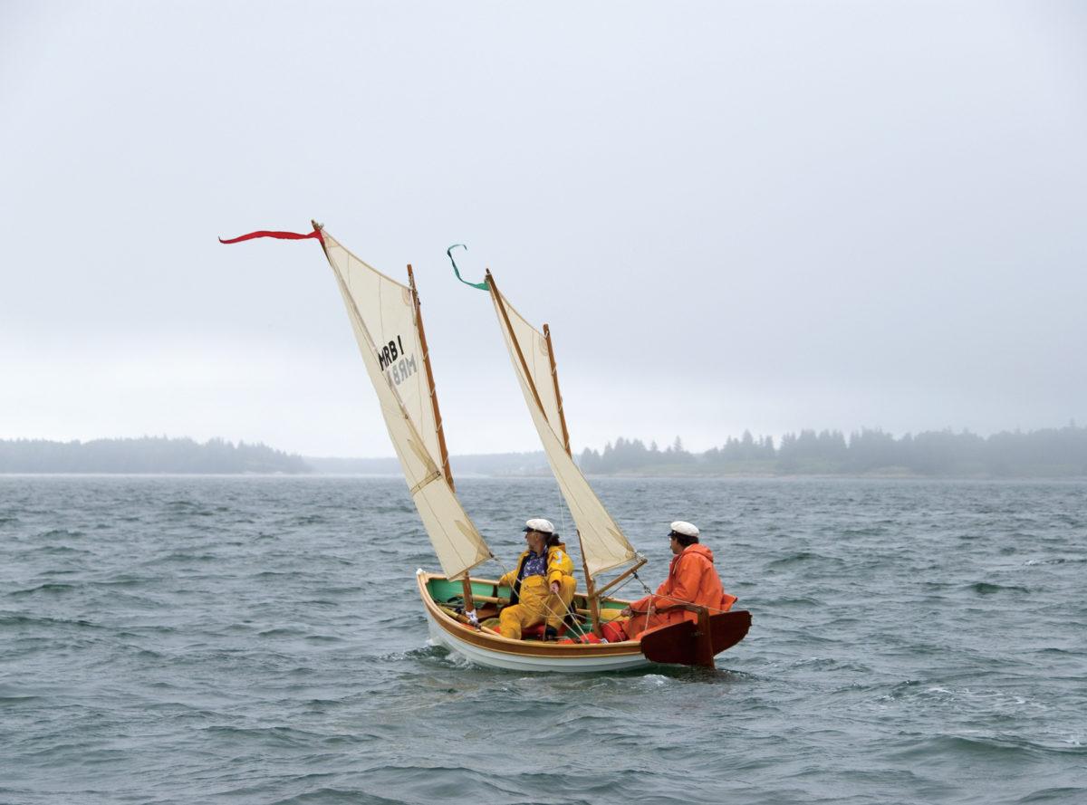 Moosabec Reach Boat