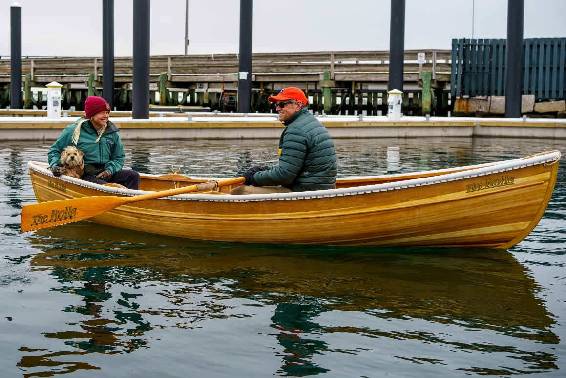 Sparkman & Stephens Breathes New Life into Downeast Peapods