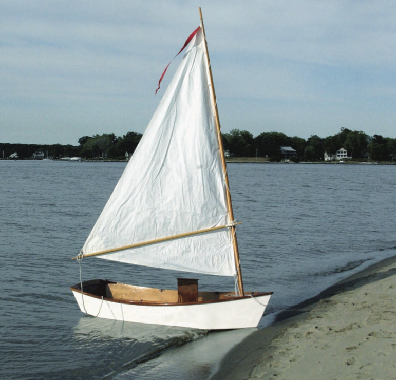 The Weekend Dinghy